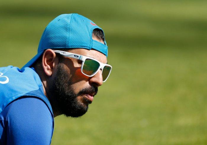 Focus on Yuvraj as India hope for rain-free 2nd ODI