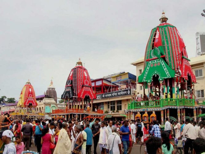 Ahmedabad gears up for 140th Rath Yatra