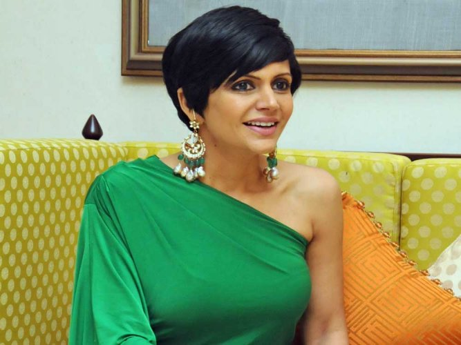 'People did forget that I am an actor', says Mandira Bedi