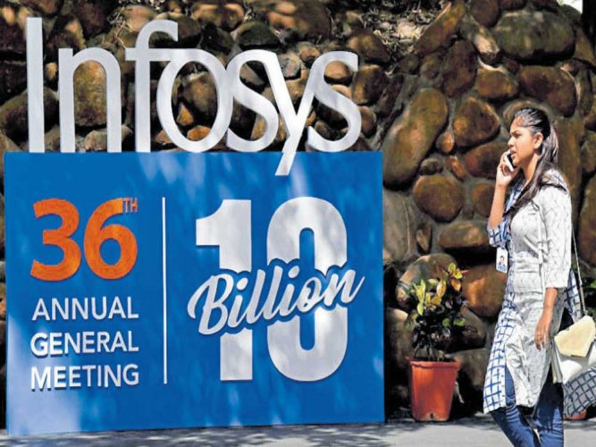 Infy to finalise Rs 13k-cr capital allocation policy