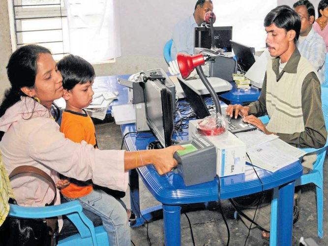Aadhaar: remedy or malady?