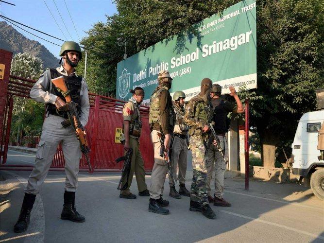 Nefarious design to destroy school buildings: DGP on DPS encounter