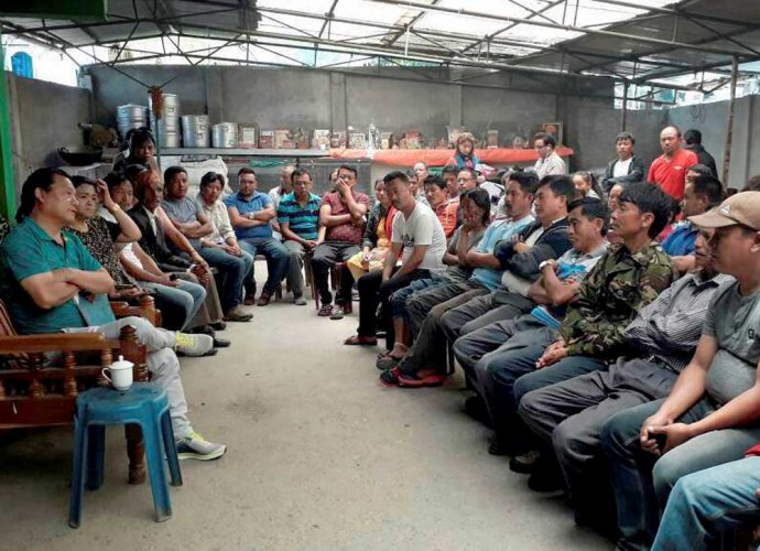 Ham operators pick up suspicious 'cross border conversation' of GJM activists