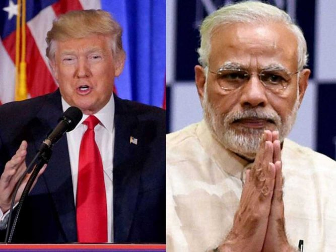 Trump calls Modi 'true friend', striking rapport ahead of maiden meet