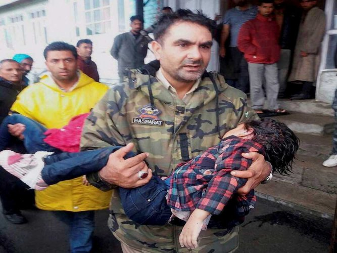 Four of Delhi family, three others die in Gulmarg  cable car mishap