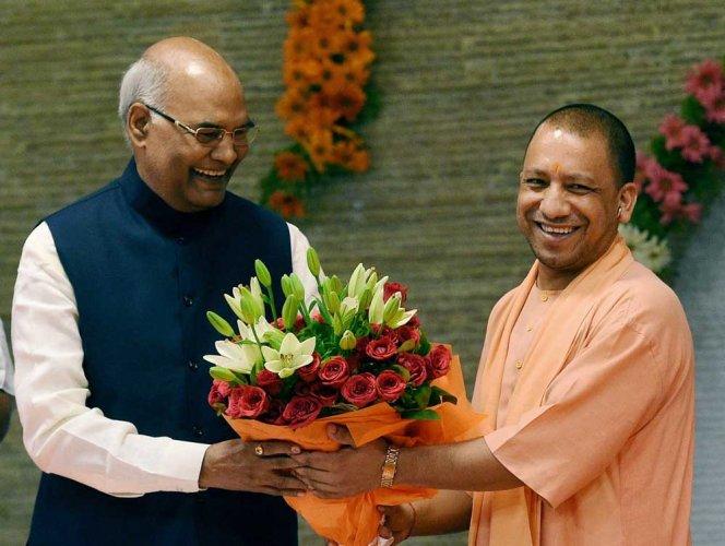 Kovind kicks off Prez campaign from UP