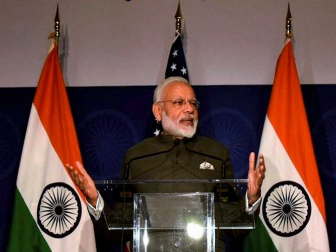 Surgical strikes prove India can defend itself: Modi