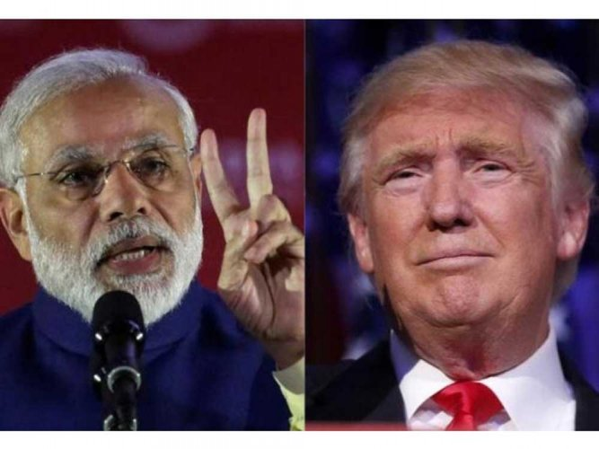 PM Modi to meet President Trump for first bilateral summit