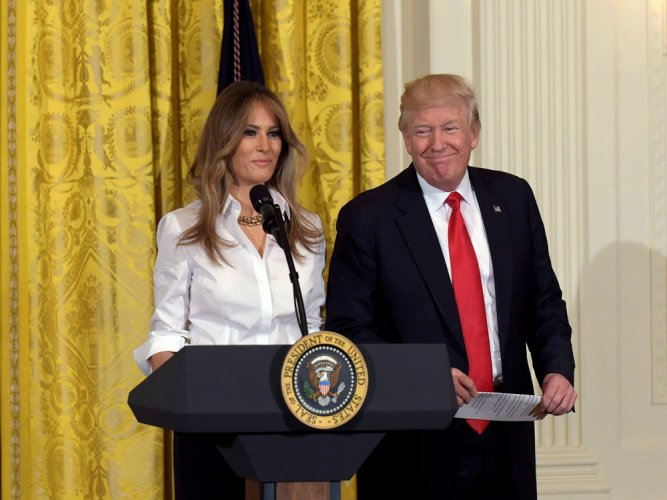 Trump, First Lady to welcome Modi at the White House