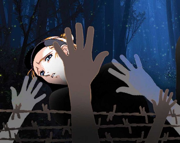 Teen gang raped inside Police Lines in UP