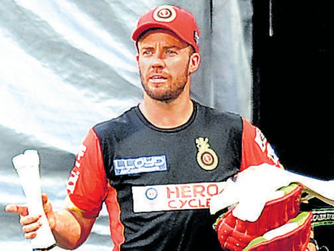 Battle-hardened De Villiers to decide on his career in August