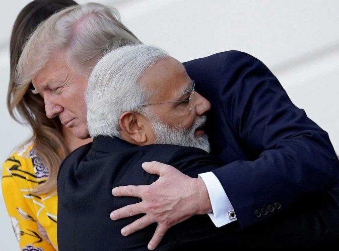 Modi arrives in Netherlands on final leg of tour