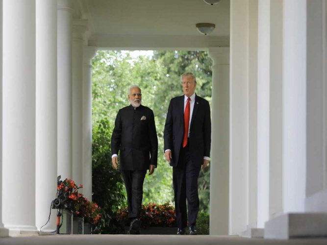 Congress flays Indo-US joint statement, BJP hits back