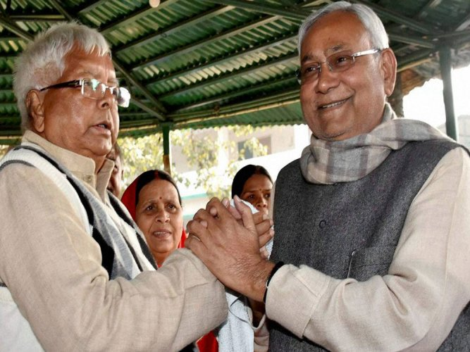 Why is Cong shortening life of grand alliance, asks JD(U)