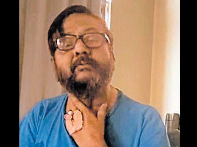 Ravi Belagere under observation, say doctors