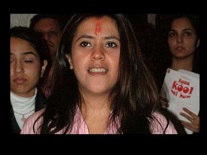 CBFC mirrors mindset of society, says Ekta Kapoor