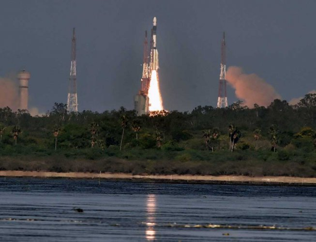 GSAT-17 to be launched from French Guiana tomorrow