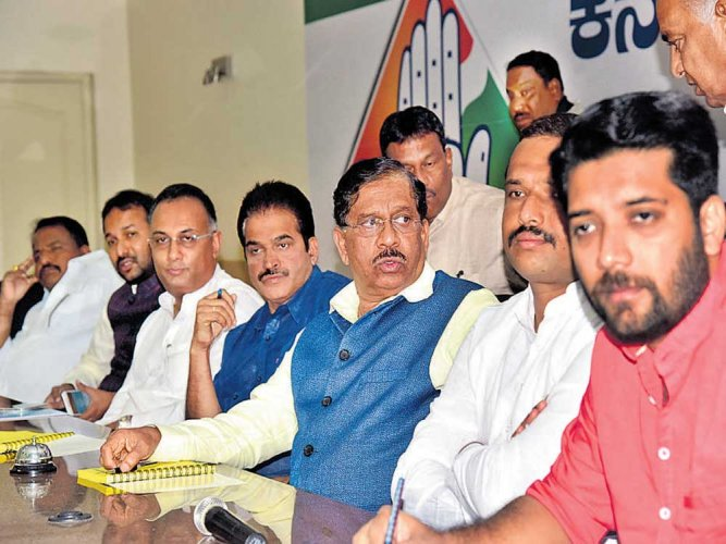 Cong assigns tasks to its wings to strengthen party ahead of polls