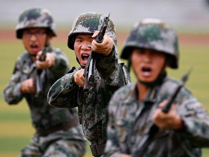 Chinese army denies violating Bhutan's territory
