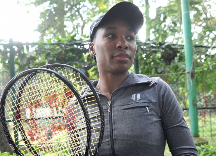 Venus Williams allegedly 'at fault' in fatal car crash