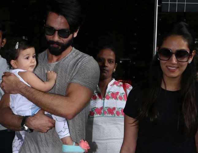 Shahid and I make sure our daughter has her own space: Mira