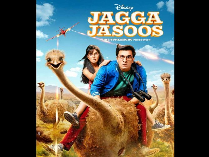 There were moments we thought of shelving 'Jagga Jasoos': Ranbir