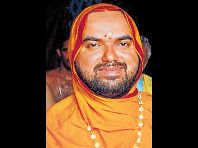 HC bench recuses itself from  Ramachandrapura Mutt case
