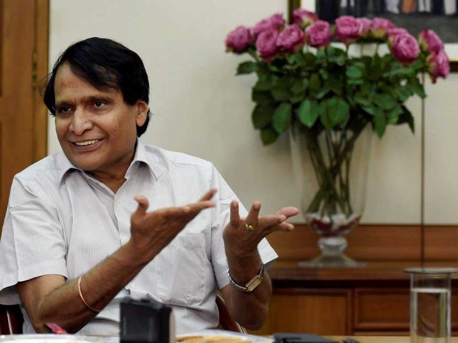 500 Rly stations to be developed, says Prabhu