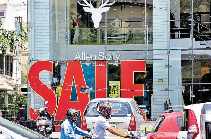Flurry of offers at shops, on websites