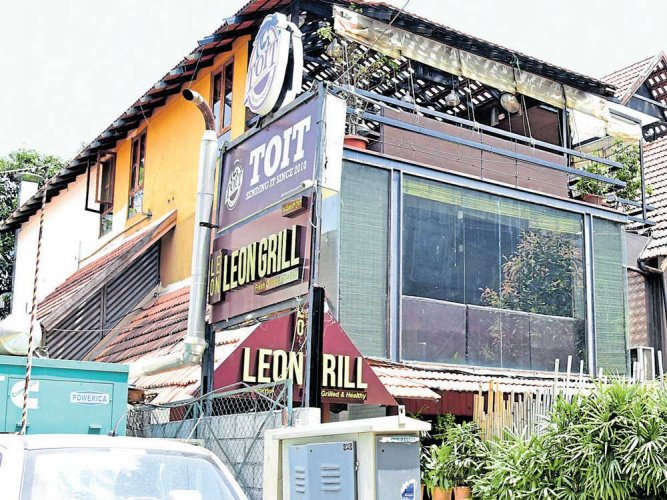 Bar owners rush to officials hoping to save their licences