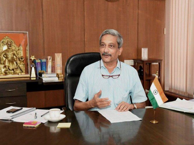 PoK surgical strike was in planning for 15 months: Parrikar