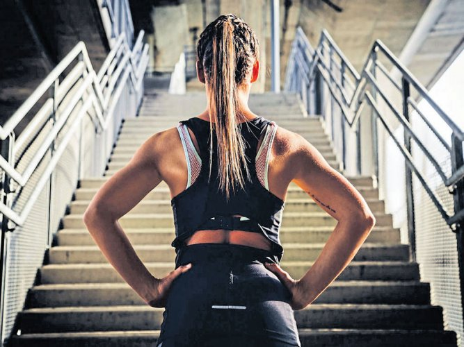 Attitude influences how tired exercising makes us: study