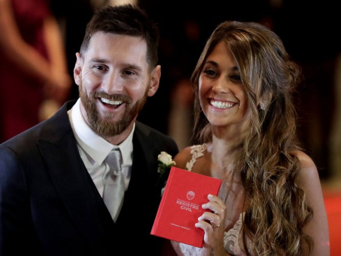 Stars align for a Messi affair
