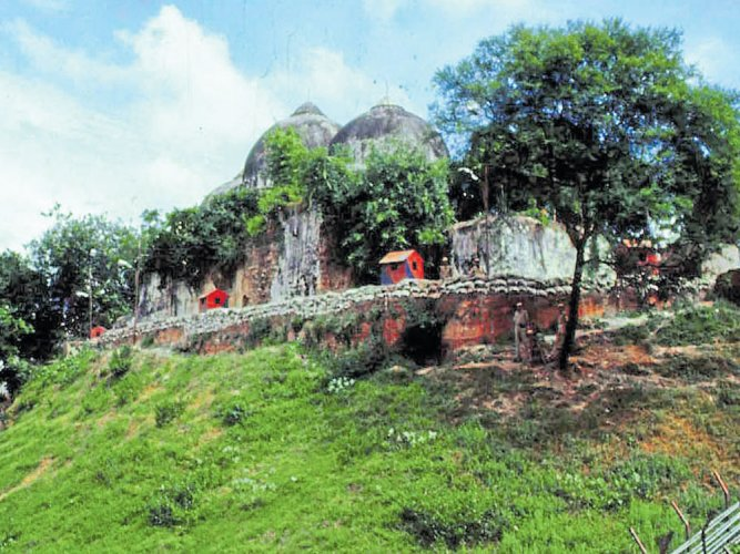 Saints to push for Ram temple after Guru Poornima