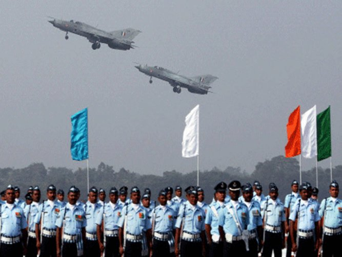 IAF plans to construct 108 aircraft shelters