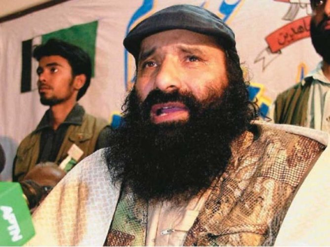 Salahuddin admits to carrying out terror attacks in India: Pak Media