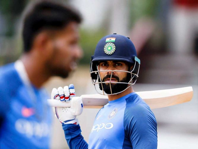 Our shot selection was not upto the mark: Kohli