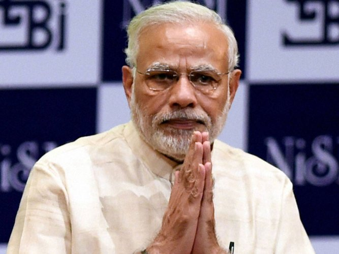Modi describes India's ties with Israel as 'special'