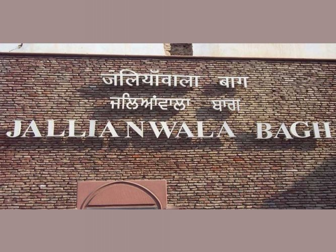 British paid compensation to families of 1919 Jallianwala Bagh massacre
