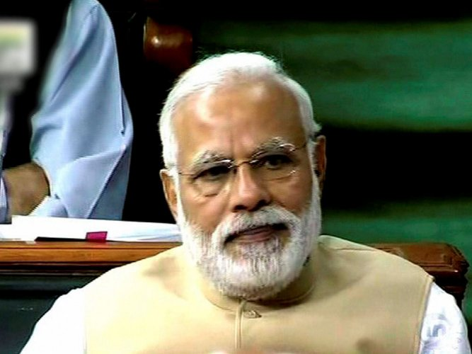 Modi govt urged not to dilute India's stand on Palestine