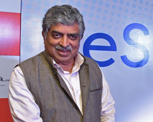 Nilekani, Aggarwal set up Rs 647 cr fund