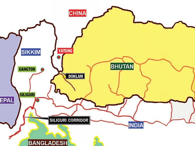 India-China war of words hots up