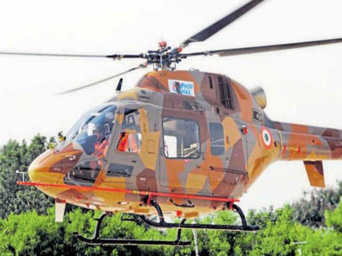 IAF chopper goes missing in Arunachal Pradesh