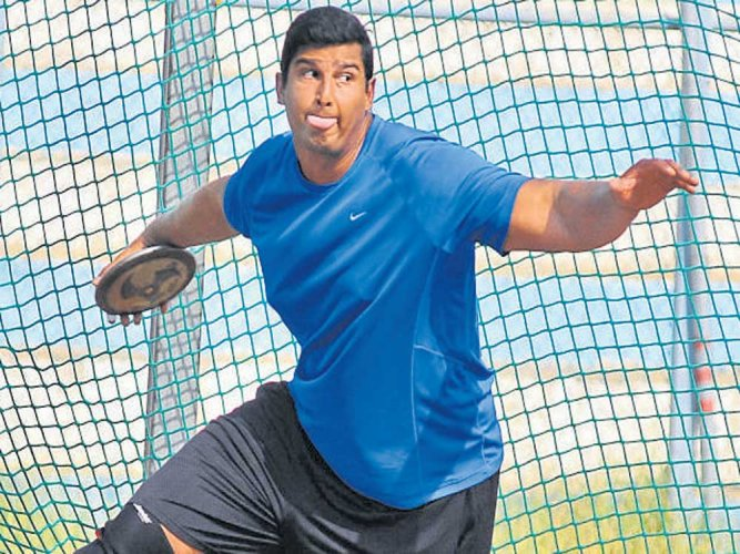 Champion Vikas cleared to compete in Asian Athletics