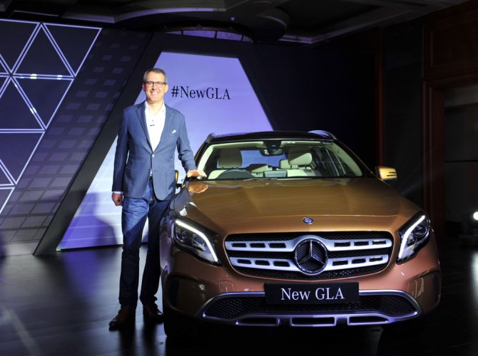Mercedes-Benz launches new GLA in India starting at Rs 30.65 lakh