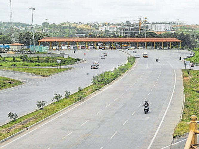 Toll on NICE roads up by 14% to 25%