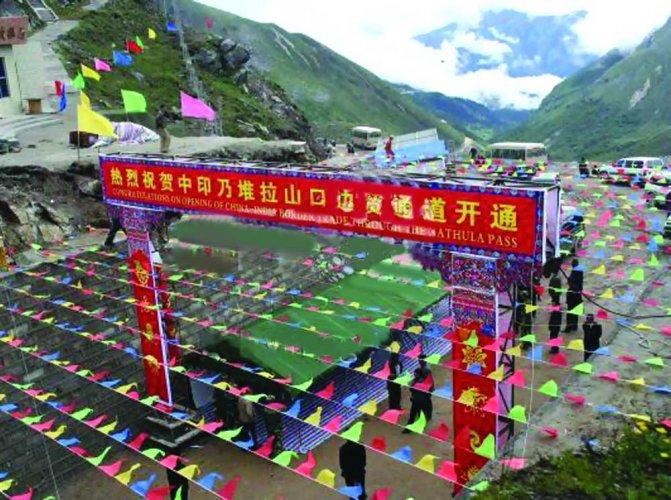 Nathula shut, China willing to discuss alternative Kailash routes