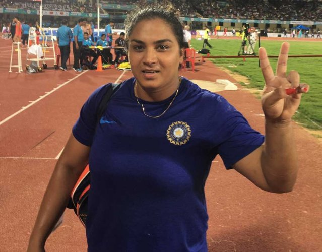 India win two gold in haul of seven medals on day 1