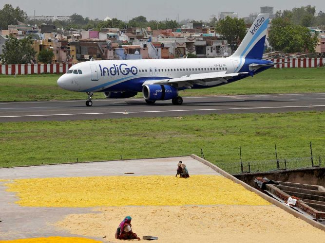 IndiGo interested in AI's global operations