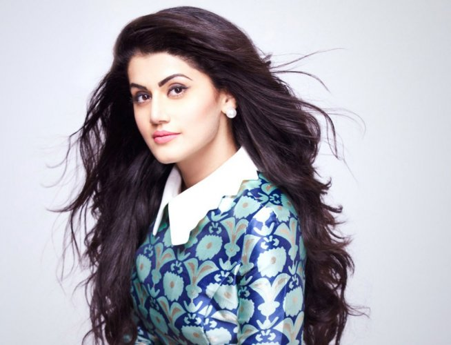 Taapsee excited to work with Salman in 'Judwaa 2'